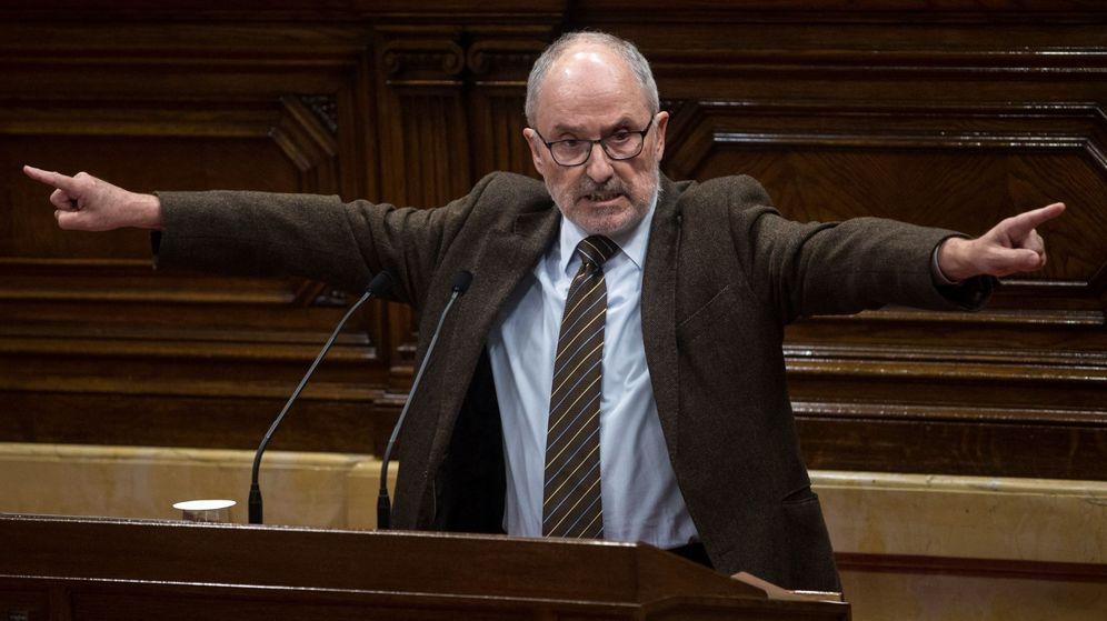 Foto: El 'síndic de greuges' de la Generalitat, Rafael Ribó. (EFE)
