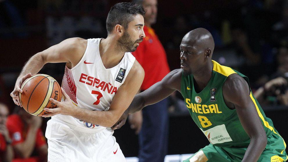 Navarro, última baja en la lista para el EuroBasket que da Scariolo este martes
