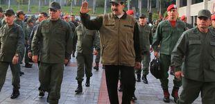 Post de Maduro pasa por el polígrafo a los altos cargos involucrados en la rebelión