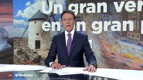 Matías Prats, obligado a frenar una información en 'Antena 3 Noticias'