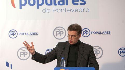 Feijóo anima al PP a remontar el resultado: Sería un error diseccionar las vísceras