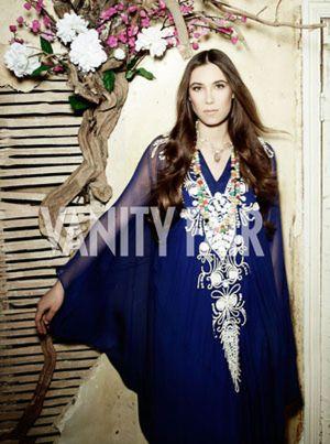 Tatiana Santo Domingo, de discreta novia de Andrea Casiraghi a empresaria de moda