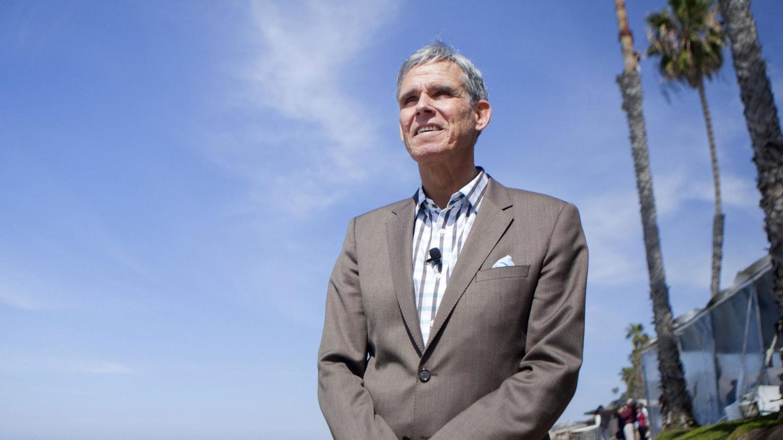 El reputado cardiólogo e investigador médico Eric Topol. (Reuters)