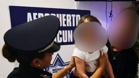 Una niña española de 2 años, rescatada en México de un secuestro