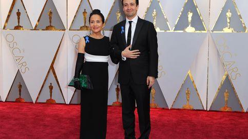 Gala de los Oscar: el lazo azul por los derechos civiles que han lucido los invitados