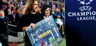 Post de Carles Puyol ejerce de conciencia del Barça: