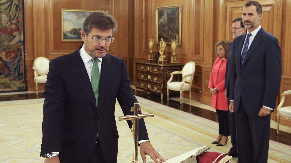 Catalá anuncia que modificará la ley de tasas judiciales de Gallardón