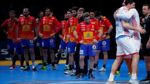 Croacia explota los defectos de España y la aparta de las semifinales del Mundial