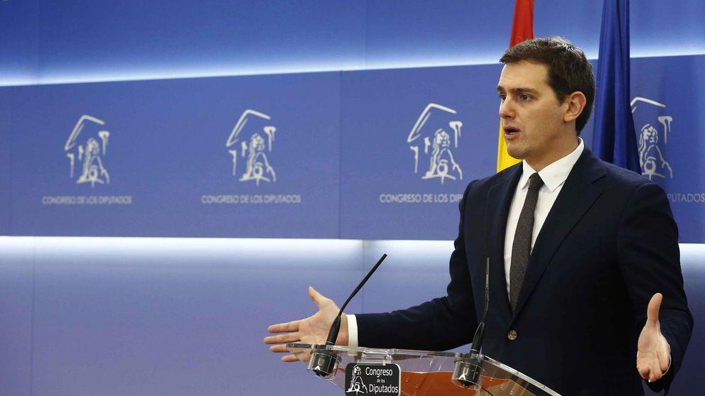 Rivera utiliza el impulso del 21-D para exigir reformas a Rajoy: ley electoral o Senado