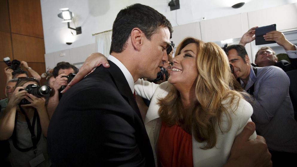 El disgusto de Susana Díaz: el fraude de los cursos asaltará en campaña al PSOE
