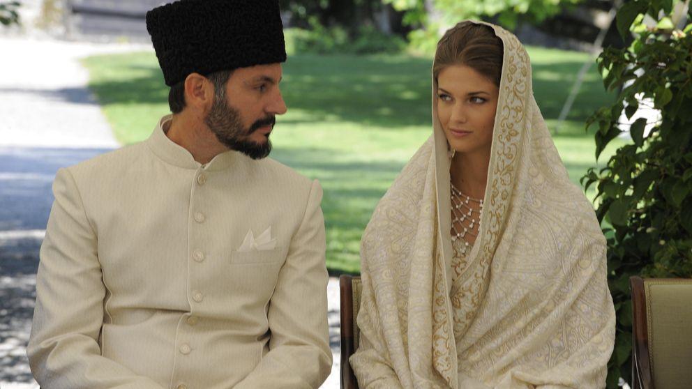 Rahim Aga Khan y Kendra Spears, padres por primera vez