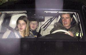 La duquesa de Alba reúne a sus hijos en Nochebuena