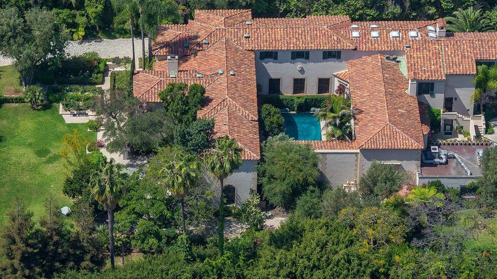Antonio Banderas y Melanie Griffith venden su mansión de Los Ángeles