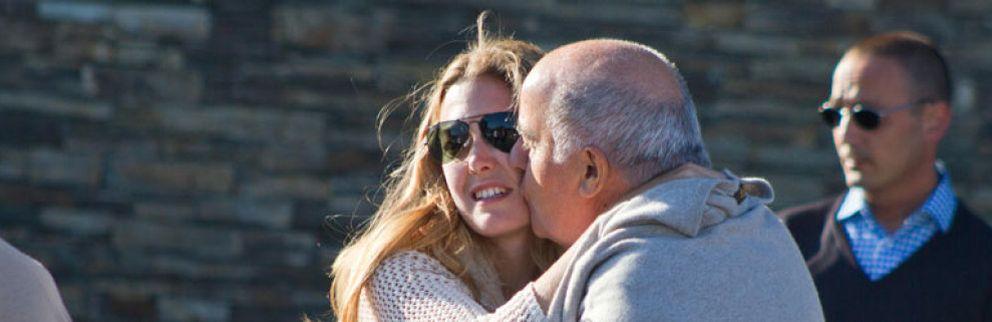 "Amancio Ortega está  ""deseando"" ser abuelo otra vez"