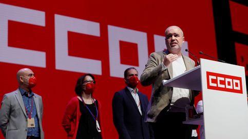 La exhibición de voz y voto de Unai Sordo en la fiesta de CCOO