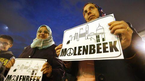 Los musulmanes de Molenbeek tienen miedo