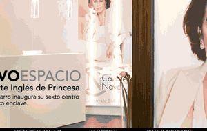 Carmen Navarro estrena Web