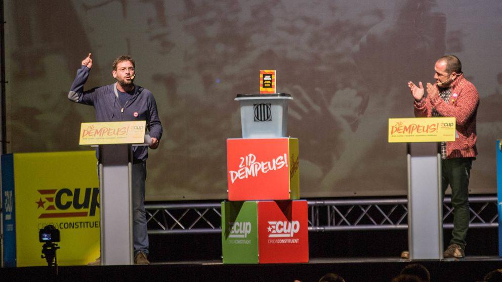 Fachín: Iglesias dijo: tenemos que rezar para que el 1-O no haya referéndum