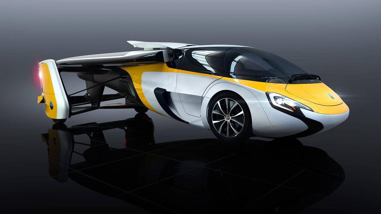 El carísimo coche volador de AeroMobil. (Aeromobil)