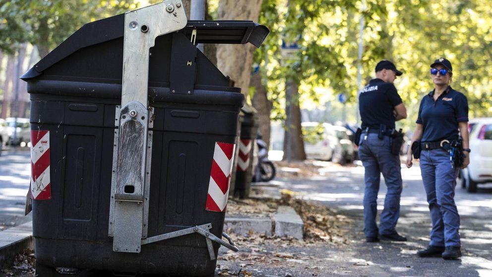 Encuentran el cadáver de un bebé en un contenedor de basura en Madrid
