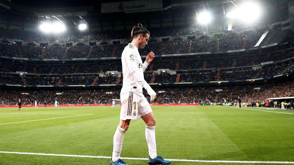Foto: Garteh Bale fue titular en el último partido del Real Madrid, en casa contra el Celta de Vigo. (Reuters)