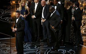 Y el Oscar a la mejor película es para... ¡Brad Pitt!