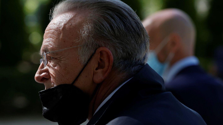 El expresidente de CaixaBank Isidre Fainé. (EFE)