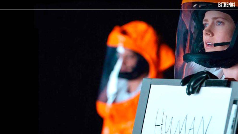 'La llegada', una obra maestra de la ciencia ficción lastrada por el lirismo