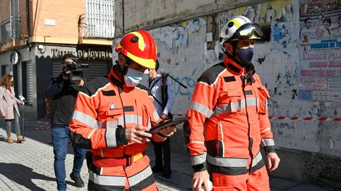 Hallan muerto a un hombre de 55 años tras el incendio de una vivienda en Granada