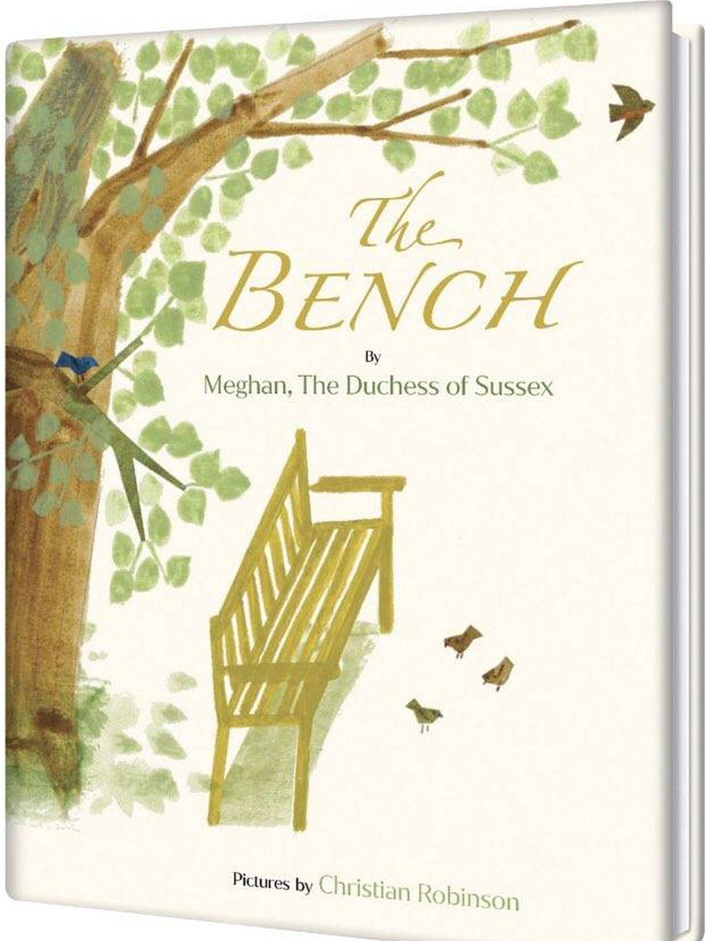 La portada del libro escrito por Meghan Markle.