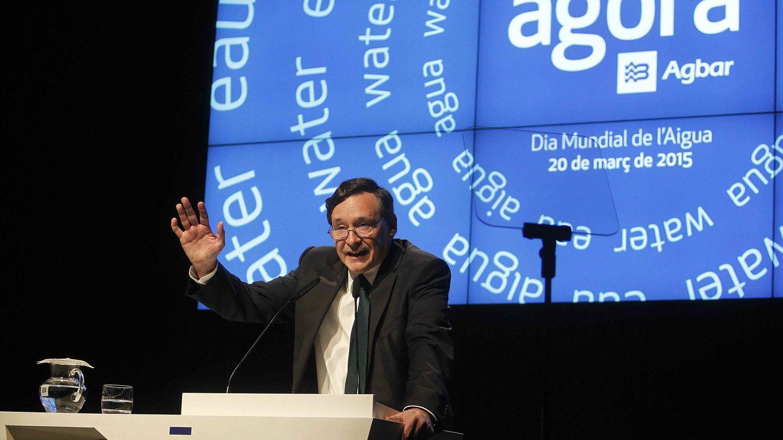 El presidente ejecutivo de Agbar, Ángel Simón. (EFE)