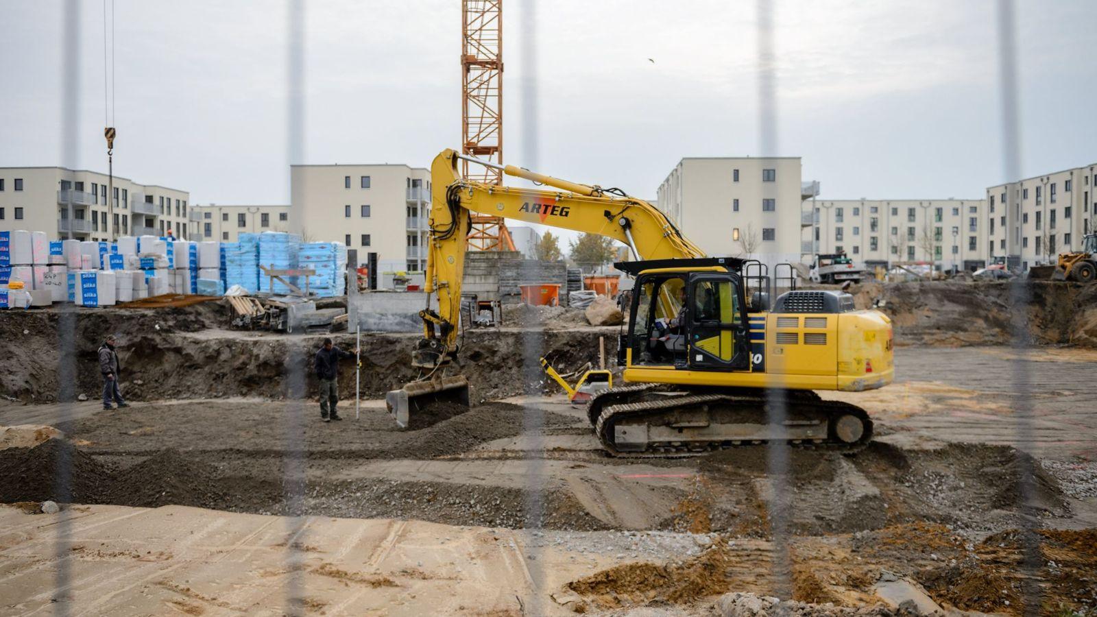 Foto: La construcción es uno de los motores del crecimiento en esta fase de la recuperación. (EFE)