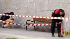 Detenida una mujer por matar a puñaladas a su pareja en una pensión de Bilbao