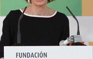 María Teresa Fernández de la Vega se operó hace diez meses por 10.000 euros