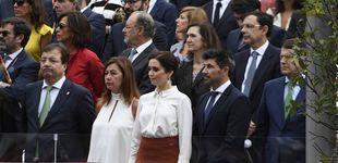 Post de Familia Real, políticos y autoridades: las fotos de los asistentes al desfile del 12-O