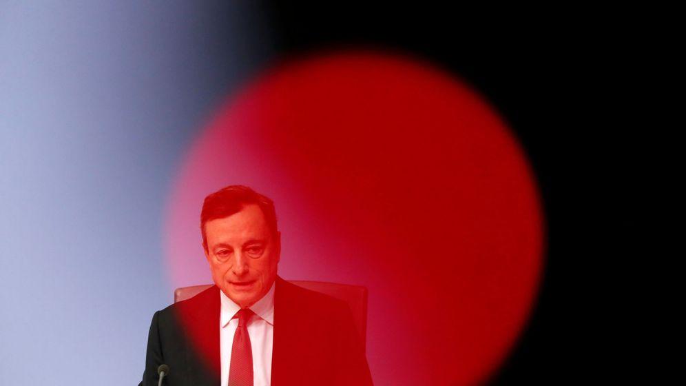 Foto: El presidente del Banco Central Europeo (BCE), Mario Draghi. (Reuters)