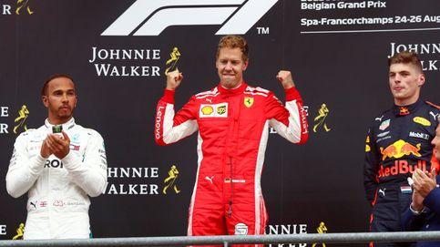 GP de Bélgica de F1: Vettel se reivindica y Alonso sufre un tremendo accidente