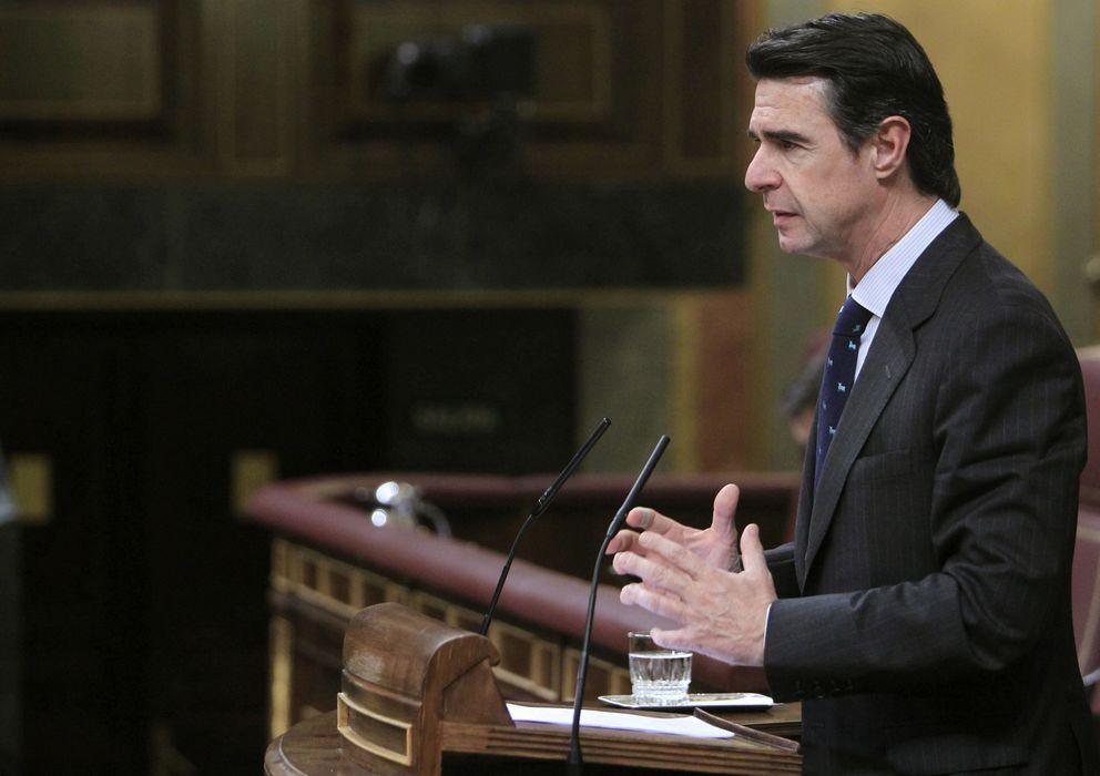 Foto: El ministro de Industria, Energía y Turismo, José Manuel Soria (EFE)