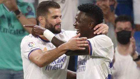 Vinícius no es Mbappé, pero maravilla en el Madrid y Ancelotti ve en él a un fenómeno