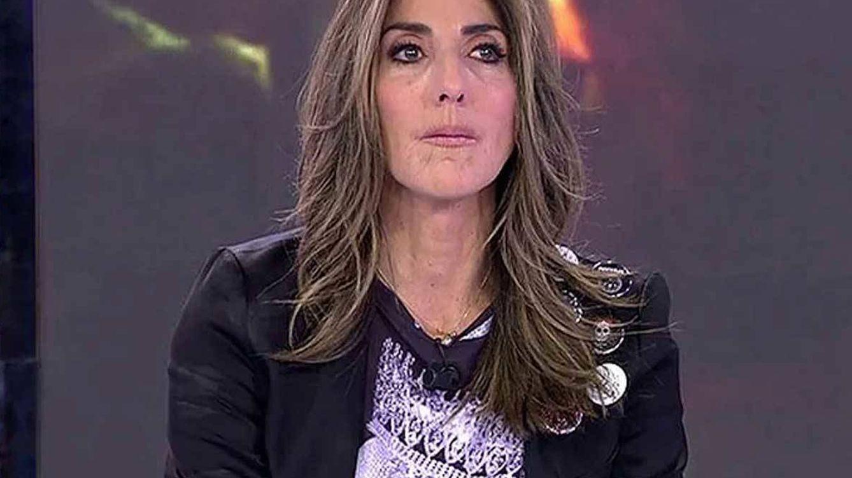La pillada a Paz Padilla y Pablo Chiapella ('La que se avecina') cuando creían no estar en directo: Porque le dará pasta