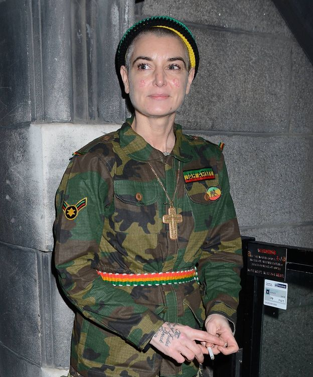 Foto: Sinéad O'Connor (Gtres)
