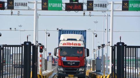 La oportunidad europea de 'Belt and Road': es posible llevar camiones a China en 12 días