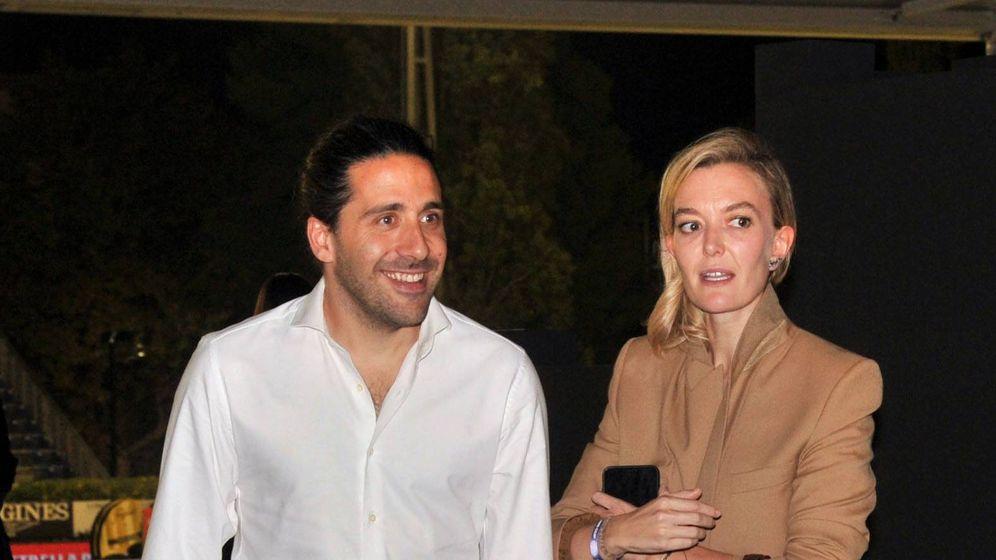 Foto: Marta Ortega y Carlos Torretta, en el Real Club de Polo de Barcelona. (Cordon Press)