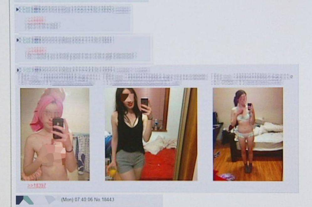 Foto: Varios casos de pornovenganza en una página australiana (Fuente: ABC News)
