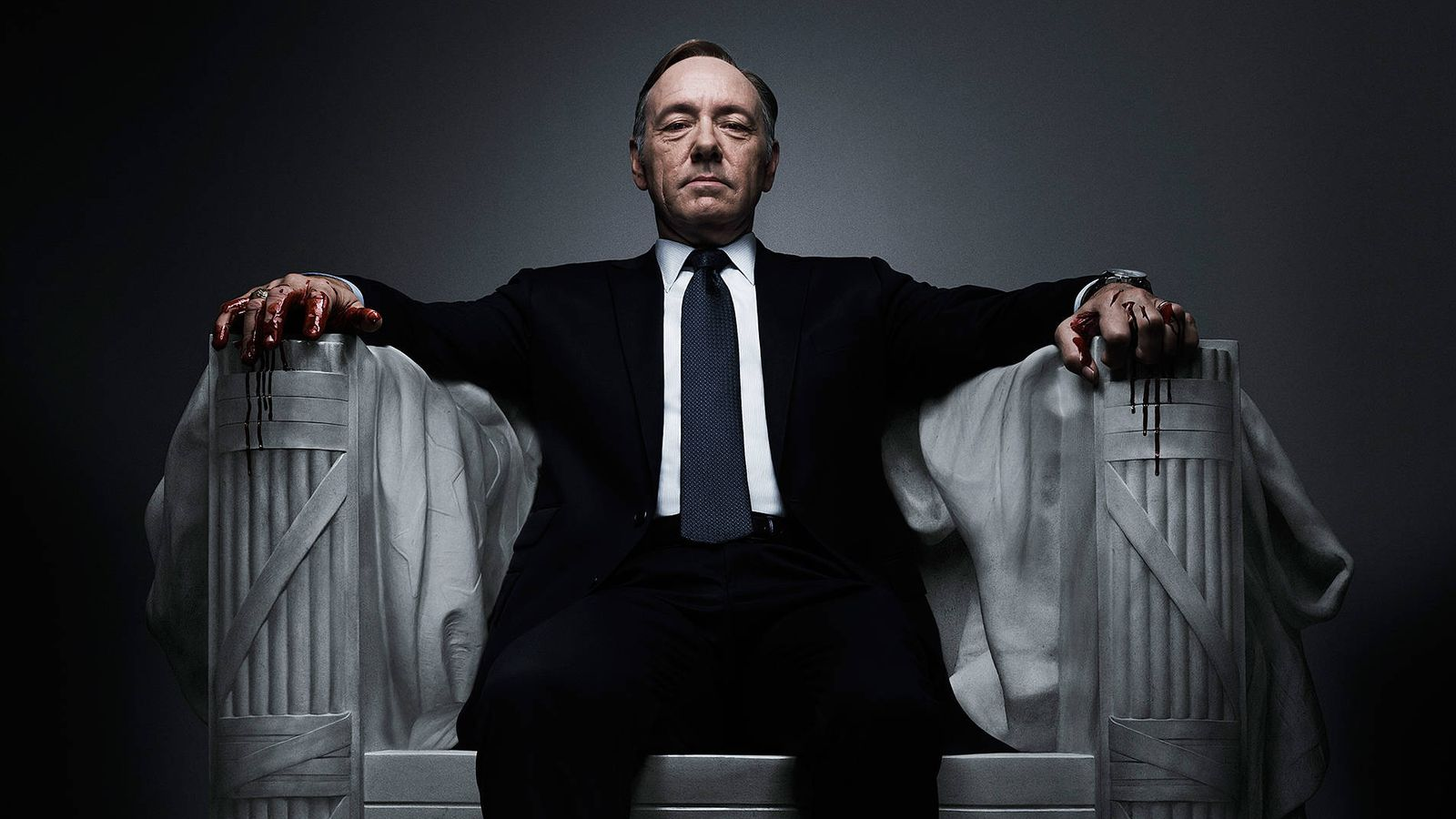 Foto: Kevin Spacey, protagonista de 'House of Cards'.
