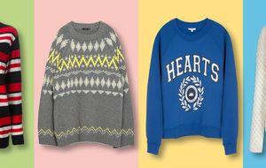 Guía de jerséis y sudaderas