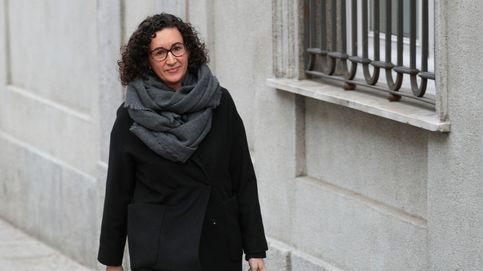 El juez deja libre a Marta Rovira y le impone una fianza de 60.000 euros