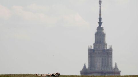 Calor en Moscú