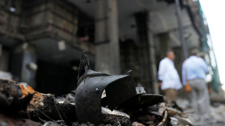 La explosión de un coche bomba en El Cairo deja 20 muertos y decenas de heridos