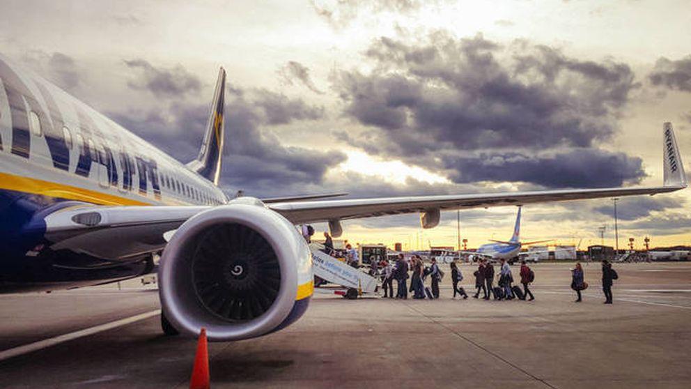 Otro problema en Ryanair: 33 pasajeros tuvieron que ser atendidos
